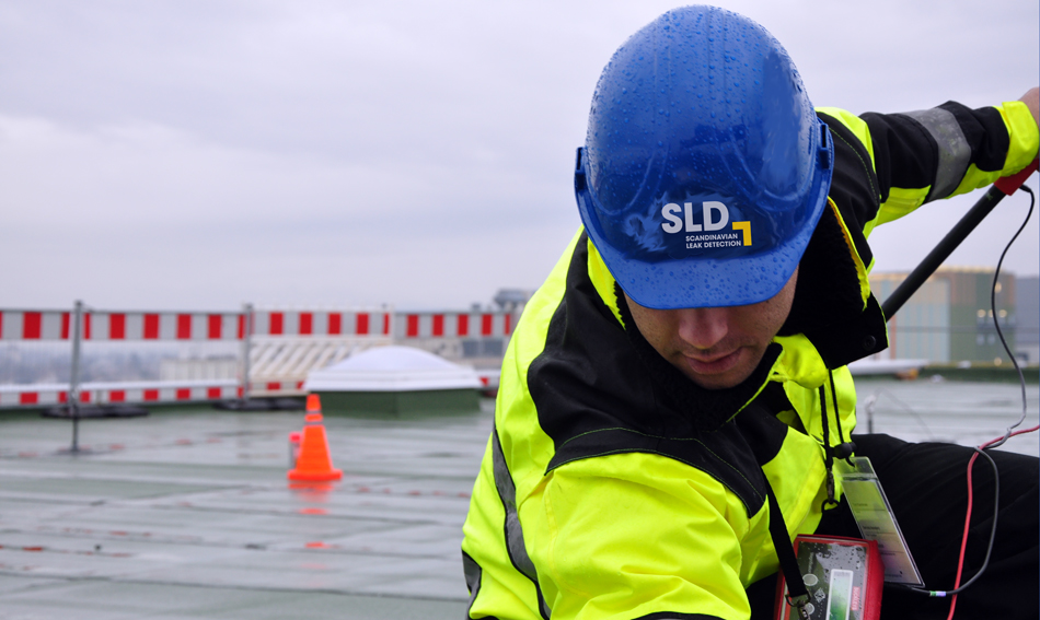 SLD dakveiligheid testen