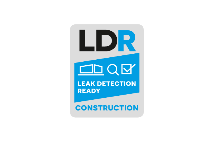 Certifikat LDR – (Leak Detection Ready)