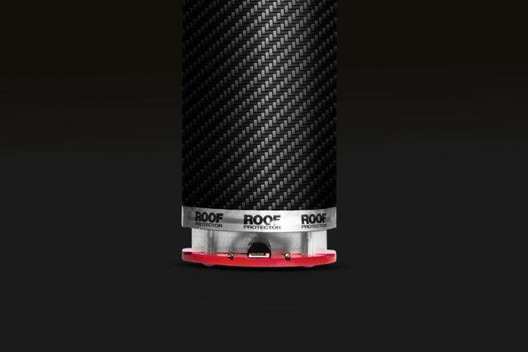 Roof Protector Tecnología de medición patentada