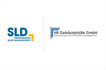 Logo SLD und HR Gebäudehülle GmbH