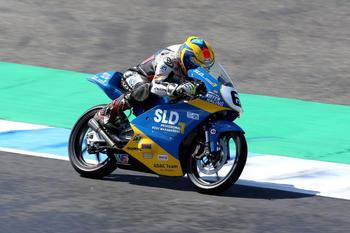Dirk Geiger mit starker Leistung beim ETC in Valencia. © Kiefer Racing