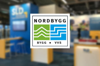 Join us at the 2018 Nordbygg Stockholm, Booth C18:21. Northern Europe´s largest and most important construction industry event.